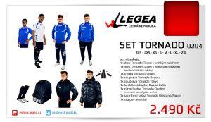 LEGEA set Tornado