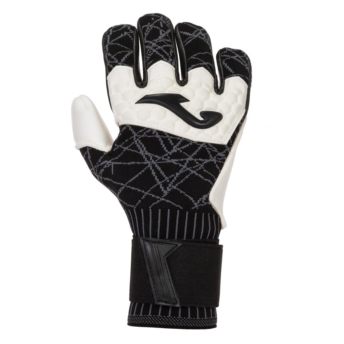 Brankářské rukavice JOMA Area 360 černá-bílá