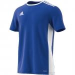 Fotbalový dres ADIDAS Entrada 18 modrá-bílá