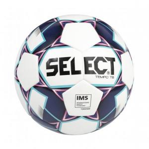 Fotbalový míč Select FB Tempo TB bílo fialová 10 KS