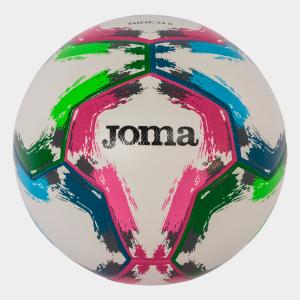 Fotbalový míč JOMA Gioco II sada 3 ks - modrá/růžová