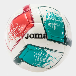 Fotbalový míč JOMA Dali II sada 12 ks - zelená/čevená