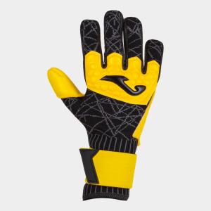 Brankářské rukavice JOMA Area 360 černá-žlutá