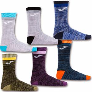 Ponožky JOMA Multicolor vysoké 12 párů