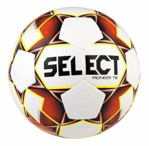 Fotbalový míč SELECT FB Pioneer bílo oranžová - AKCE 10 ks